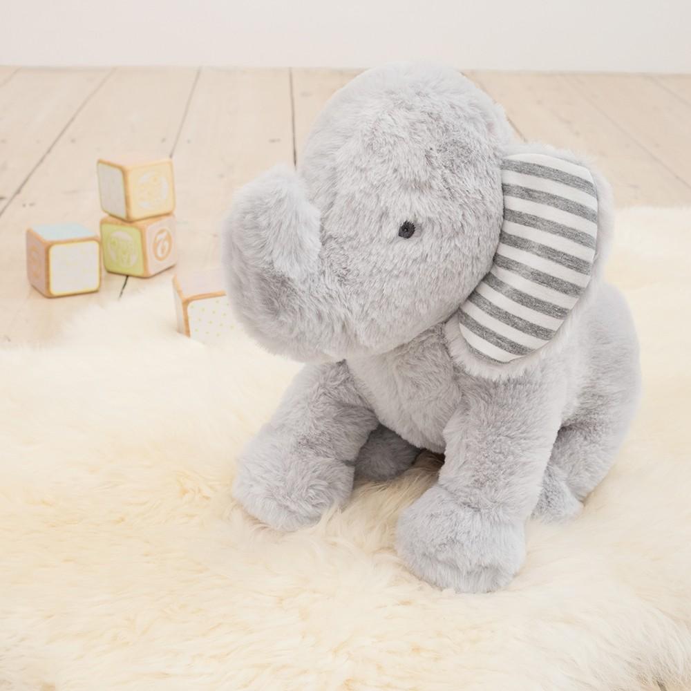 Edward Elephant Plush Toy
