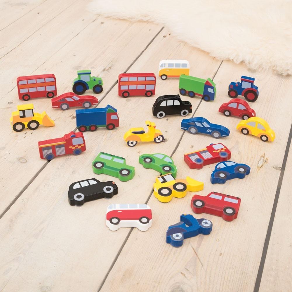 Pocket Vehicles Set